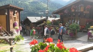 la village de Pinsec